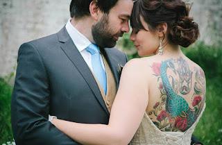 Fotos de Casais Tatuados