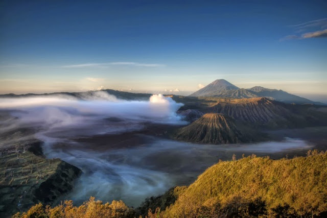 semeru best vacation