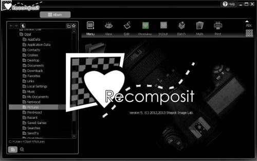 Stepok Recomposit Pro 5.2 Build Full İndir