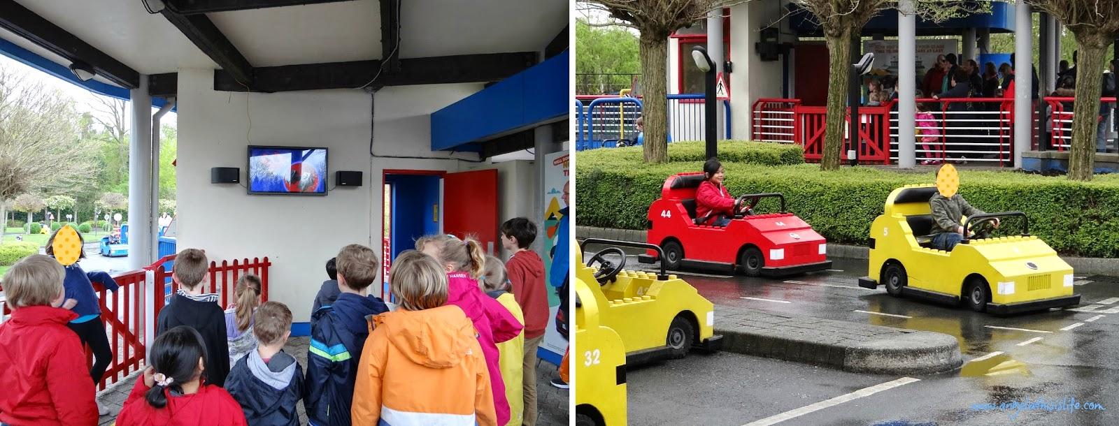 Legoland Windsor 2014, Legoland Windsor Easter, Legoland Windsor Driving School