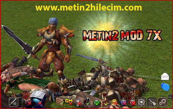 Metin2 Mod Exp Bot ve 7x Hilesi