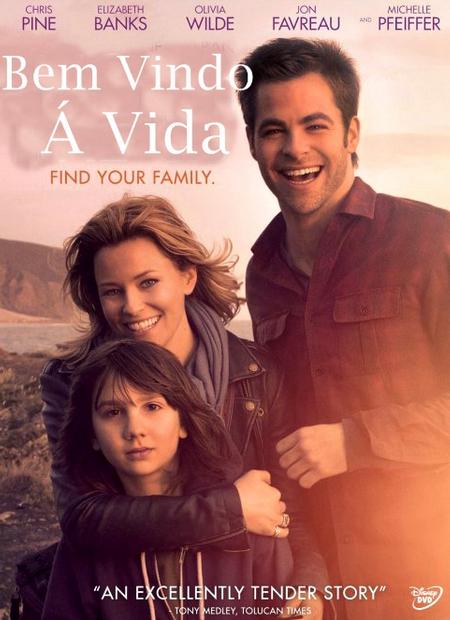 Filme Bem Vindo À Vida Dublado AVI BDRip