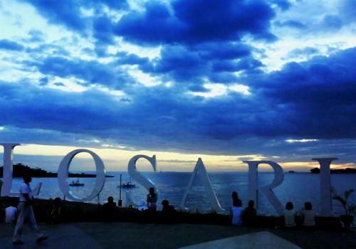 Objek Wisata Pantai Losari
