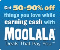 25 dollar Moolala Credit