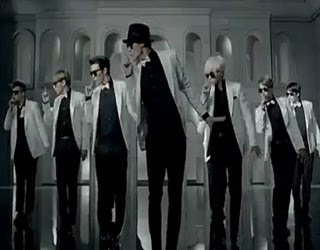 lirik lagu Super Junior 'Spy'