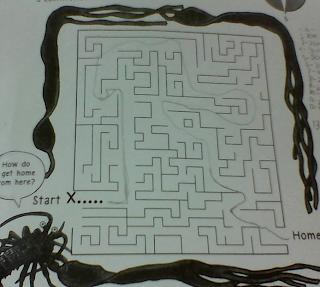 Picture of Matiu's Mega Maze