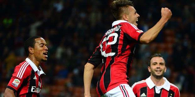 Hasil Lengkap Liga Italia Kamis 27 September 2012