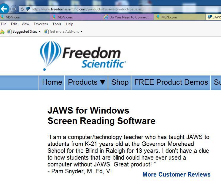Jaws Freedom Scientific Download - brogalp