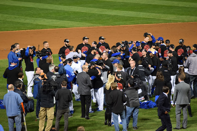 NLDS, Chicago Cubs