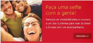 Concurso #HolaOláSelfies