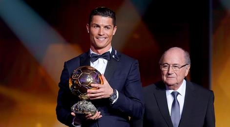 Ganador Balón de Oro 2014