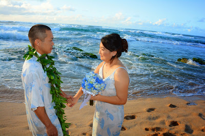 Haleiwa Wedding