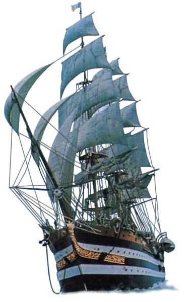 Barcos para decoupage