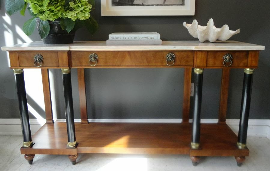 Michael Thomas John Widdicomb Furniture Co Table