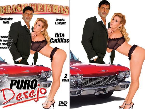 Minhas Impress Es Sobre Rita Cadillac