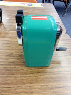 Old Fashioned Good Electric Sharpener