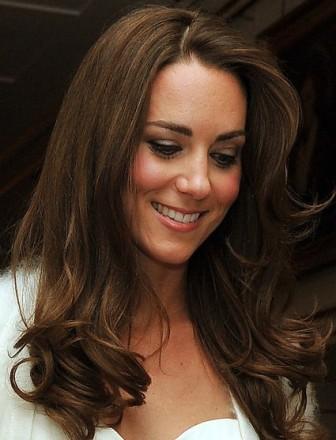kate middleton hair style. Kate Middleton Romantic long