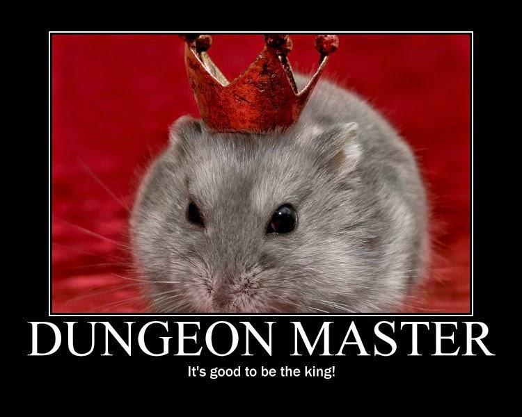 Initiation au MJ DungeonMaster