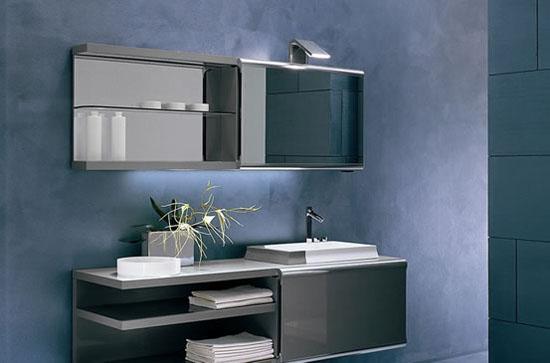 Dise os de cuartos de ba o modernos con muchos colores for Modelos de cuartos de bano