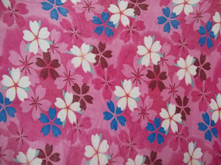Selimut Millenia Pink Sakura