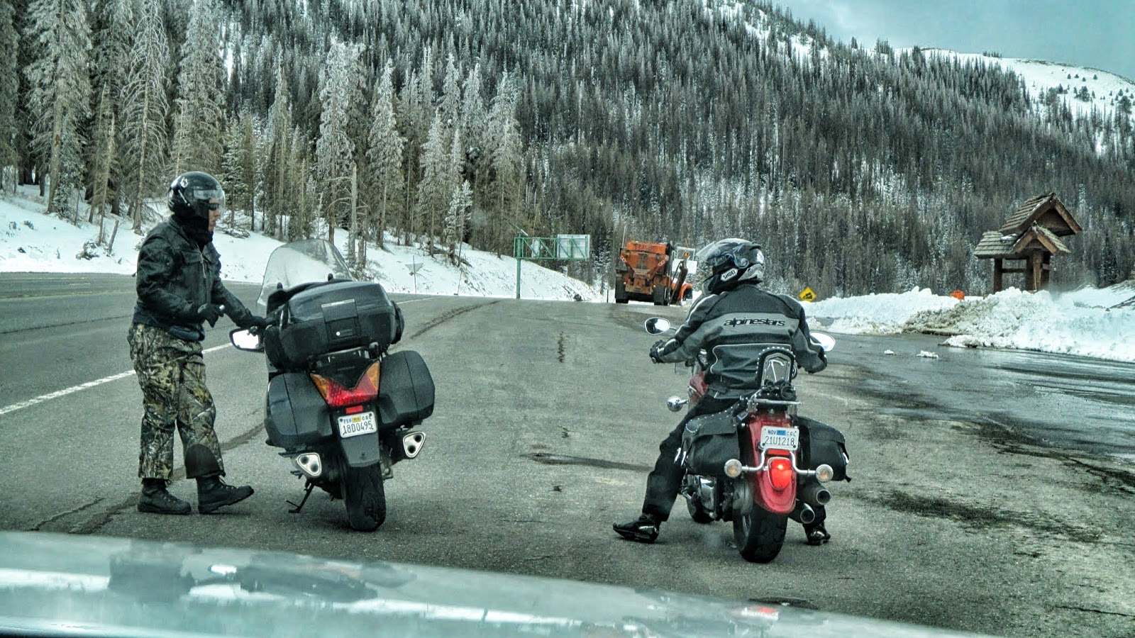 wolf creek pass colorado