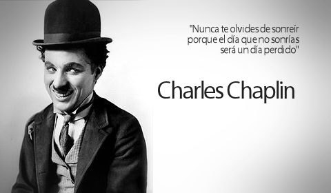 ♢♢Expresate con una frase o imagen ... - Página 2 Slide+01+-+Charles+Chaplin
