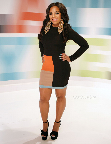 Ashanti Look Really Classyi Think This Dress Is All About Sexiness