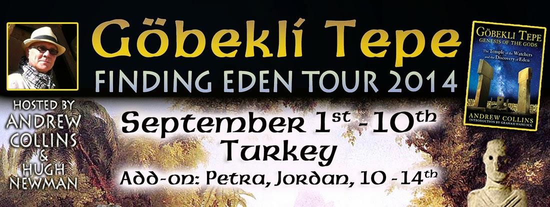 Megalithomania - Finding Eden Tour 2014