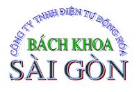Logo công ty Bách Khoa Sài Gòn