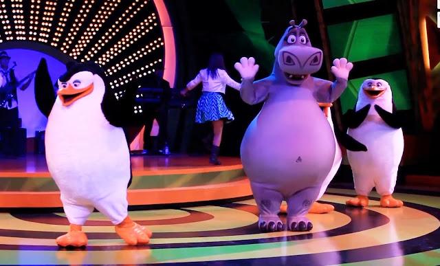 Show Madagascar Orlando