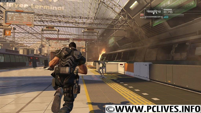 free and full pc game Binary Domain download