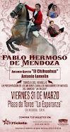 Hermoso, El Chihuahua y Lomelín, anunciados en Chihuahua, el 31/03.