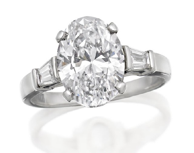 Bulgari Griffe Engagement Ring