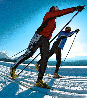 Nordic Skiing Auction/Party this weekend at the Truckee Rec Ctr