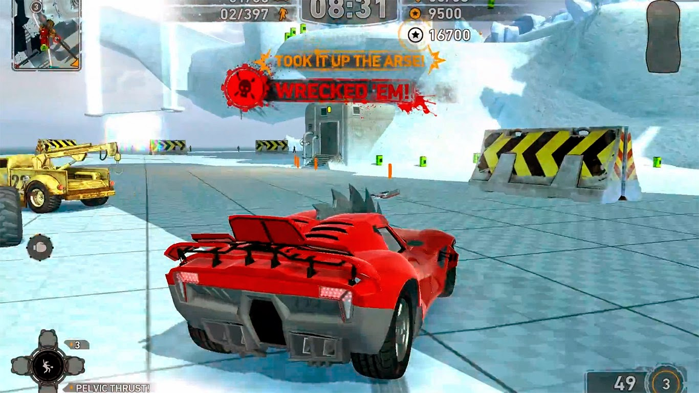 carmageddon reincarnation 2014 PC game crack Download