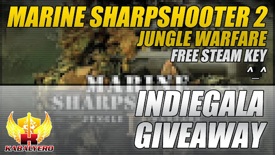 Marine Sharpshooter 2: Jungle Warfare, Get Your Free STEAM Key @ IndieGala