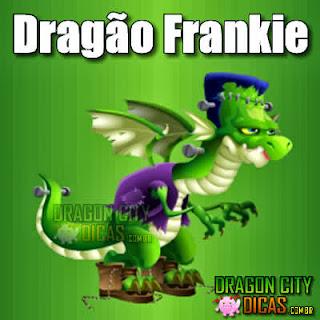Dragão Frankie