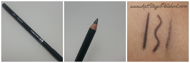 September 2013 Ipsy Bag - Starlooks Eye Pencil Obsidian