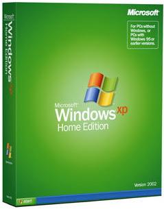 Windows XP Home Edition SP3 - Mediafire