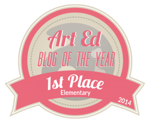 The Art of Education Blog of the Year 2014