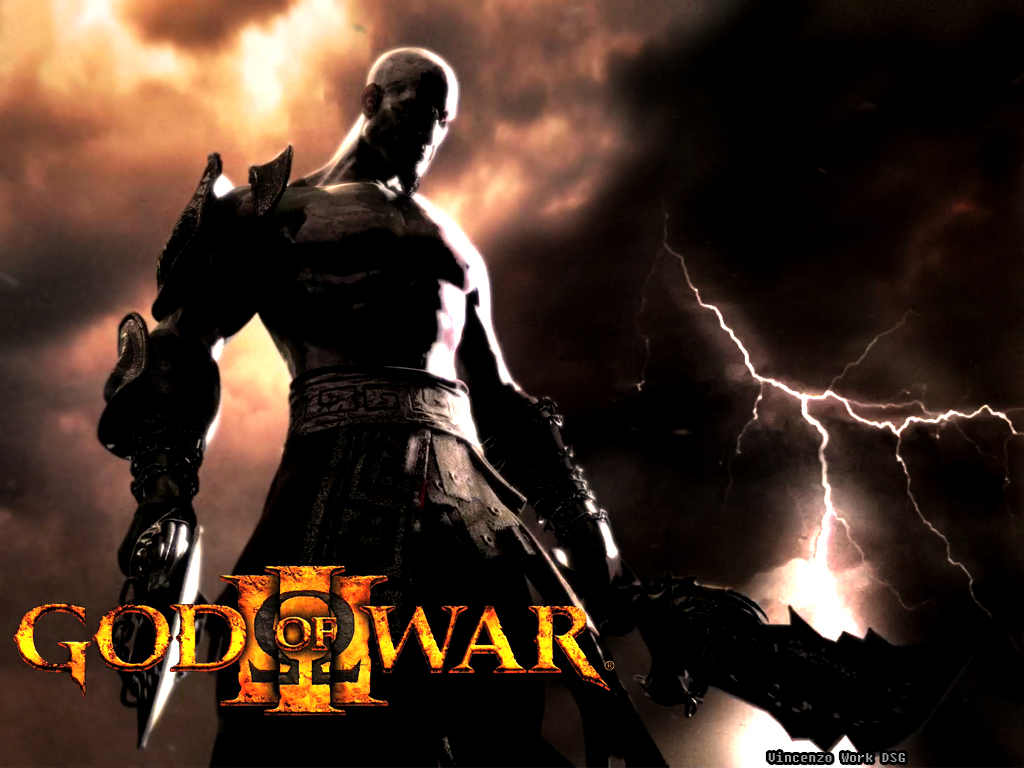 disfruten estos fondos de pantallas de god of war 3 el dios de la ...