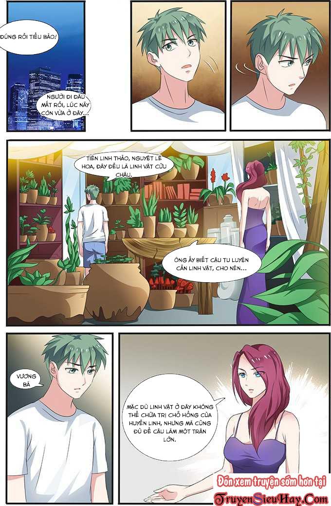 Cực Phẩm Tu Chân Thiếu Niên Chapter 54 - Hamtruyen.vn