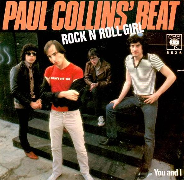 PAUL COLLINS BEAT - (1979) Rock 'n' roll girl (single)