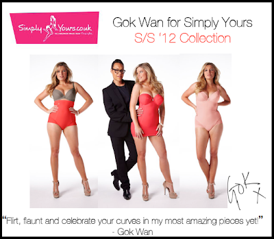 Gok Wan for Simply Yours S/S '12 Collection