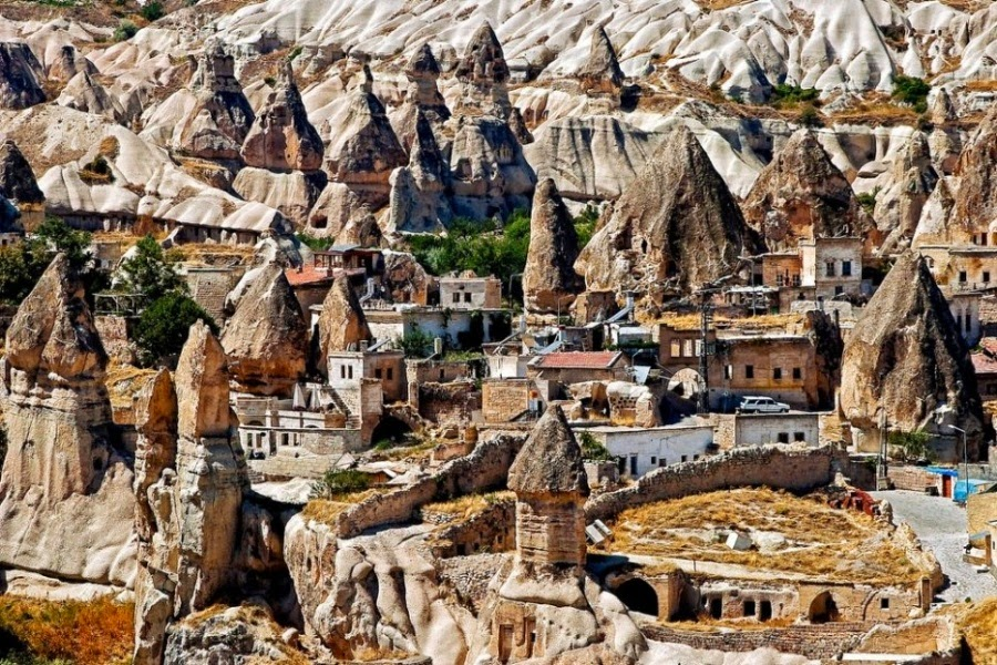 Goreme, Turkey (Underground City)