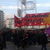 [Photos] Στο Σύνταγμα η αντιφασιστική διαδήλωση - 3.500 διαδηλωτές