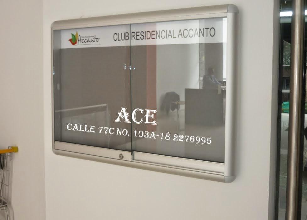 Carteleras corporativas bogot corcho tablero borrable for Fuera de serie bogota empleo