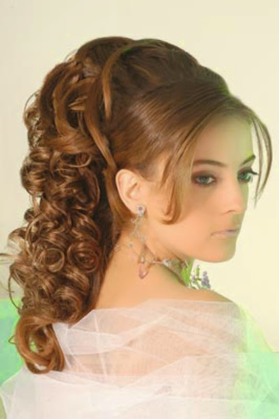 Hair Style For Party Party And Party Hair Style Choice For Women 2014  New Hair Stylesuk