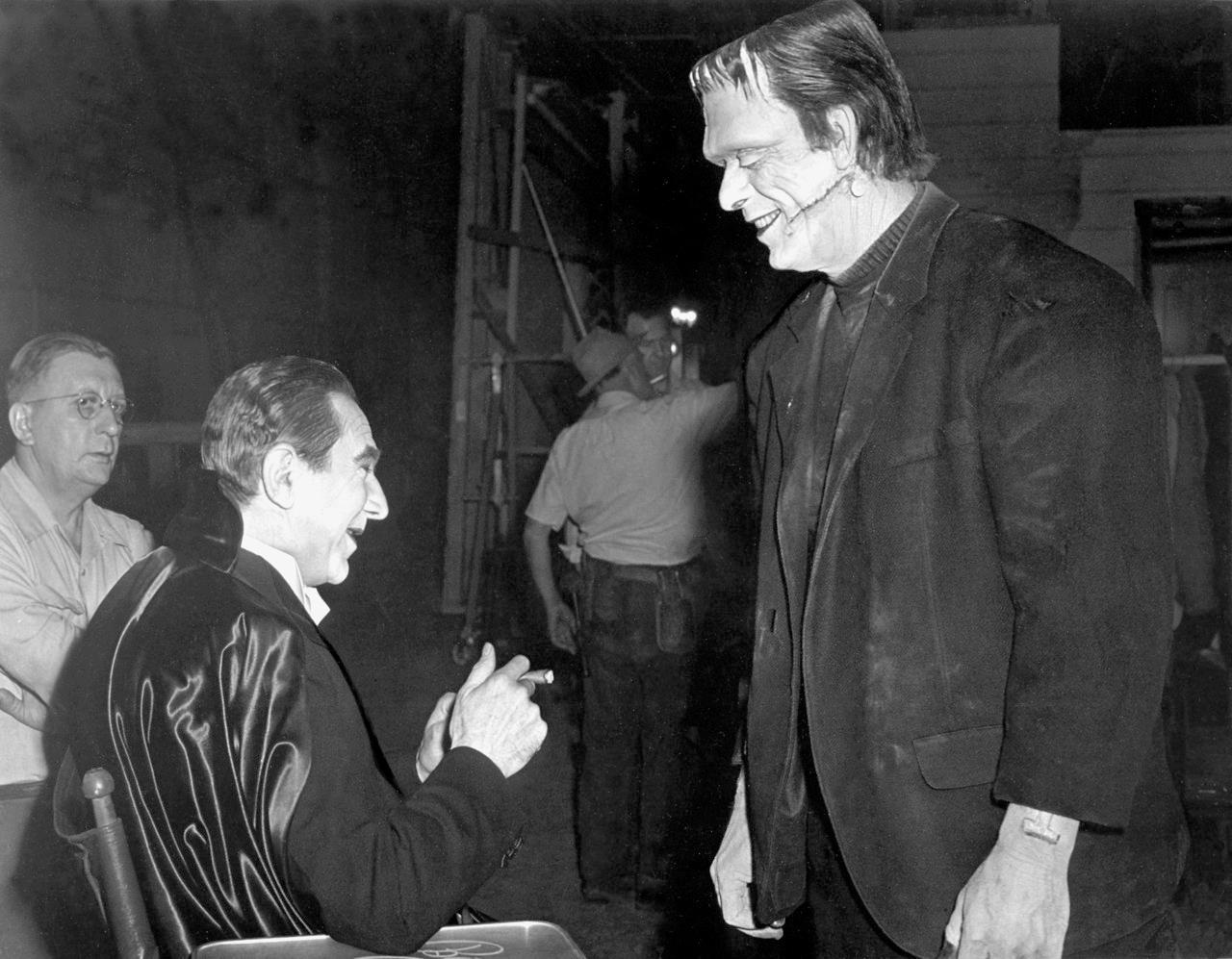 Bela Lugosi Frankenstein