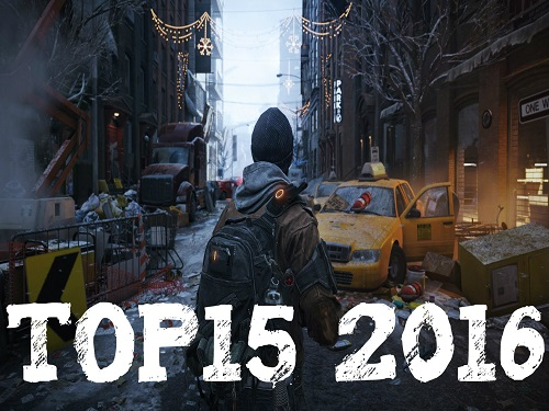 Top 15 Upcoming Video Games IN 2016